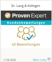 Proven Expert Kundenbewertungen