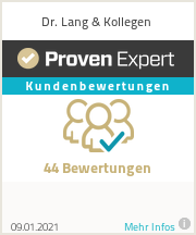 Proven Expert 2021